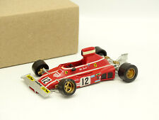 John Day Kit Monté Metal 1/43 - F1 Ferrari 312 b3 1974
