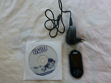 Sweex Blaze 1GB MP3/MP4 player - Black - charger, CD-ROM bundled
