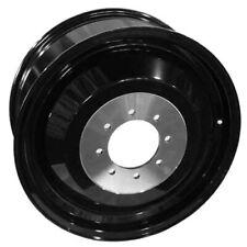"""TIS 544BM Dually Inner 20x8.25 8x200 +127mm Black Wheel Rim 20"""" Inch"""