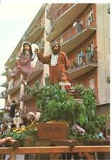 CAMPOBASSO - SAGRA DEI MISTERI  ( Festa del Corpus Domini ) - ABRAMO