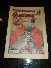 "THE CHAMPION ""Comic"" (1950) - Vol 58 - No 1484 - Date 08/07/1950  UK Paper Comic"