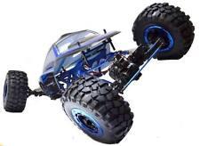 ROCK CRAWLER HIMOTO 1/5 TRIAL EVOLUTION DOPPIO MOTORE ELETTRICO 2.4GHz 4WD RTR