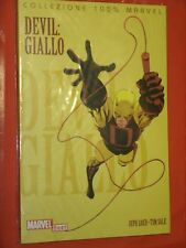 100 % MARVEL- DEVIL- -GIALLO - jeph loeb e tim sale -NUOVO  (MARVEL BEST) panini