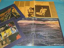 "Santana - Moonflower - RARE Japan Pressing ""CBS/Sony - 40AP 787/8"" - 1977 2LP EX"