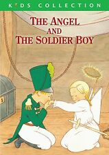The ANGEL & The SOLDIER BOY (DVD) Magical XMAS Classic, Music by Clannad (NEW)
