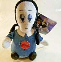 """The Addams Family Wednesday Addams 6"""" Singing Theme Song Squeezer Plush"""