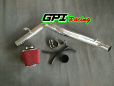 GPI 1998-2002 HONDA ACCORD CG F23 COLD AIR INTAKE INDUCTION PIPE &RE FILTER