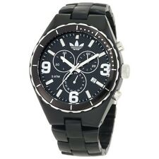 adidas Men's ADH2598 Cambridge Black Watch