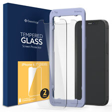 iPhone 12/12 Pro, 12 Mini, 12 Pro Max Screen Protector | [2 Pack] Tempered Glass