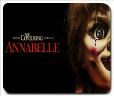 New mousepad Annabelle The Conjuring Horror Movie