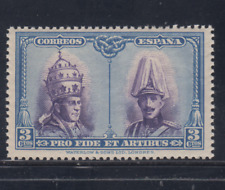 ESPAÑA (1928) NUEVO SIN FIJASELLOS MNH - EDIFIL 421 (3 cts) CATACUMBAS LOTE 4