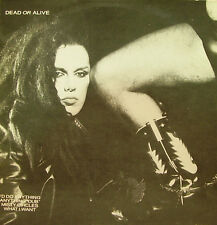 DEAD OR ALIVE-I´D DO ANYTHING + ANYTHING MAXI SINGLE VINILO 1983 (10 INCH)
