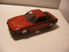 Ancienne Voiture 1/43 SOLIDO Made in France 98 FIAT X1/9 Bordeau 1/43 Neuf