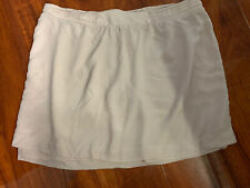 Gap Maternity Light Pink A-Line Flare Skirt Demi LINED  Panel Size 2 XL