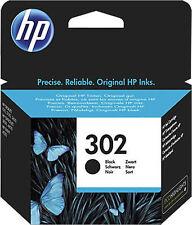 ORIGINAL HP 302 DRUCKER PATRONEN DeskJet 1110 2130 3630 3631 3632 3633 3634