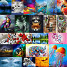 5D Diamond Painting Embroidery Cross Crafts Stitch Home Decor DIY Gifts Tool Kit
