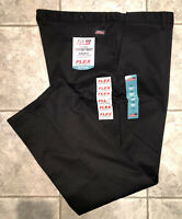 DICKIES * Mens Black Casual Pants * Size 44 x 32 * NEW WITH TAGS