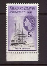 Elizabeth II (1952-Now) 1 Falkland Island Stamps