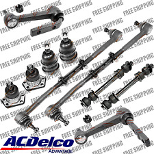 Front Rebuild Steering Kit Tie Rod End Idler Pitman Arm For RWD Chevy Astro Van