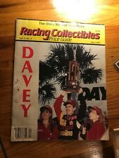 1992 RACING COLLECTIBLE VINTAGE OLD PRICE GUIDE DAVEY ALLISON NASCAR APR 92