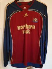 2006/07 Newcastle United Third Football Shirt Mens Xl Rare Long Sleeved