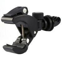 360°Rotatable Bike Bicycle Cycling Handlebar Clip Clamp Mount For GoPro Camera