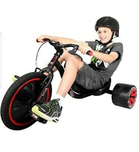 Madd Gear Drift Trike Red n Black