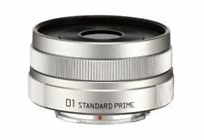 Pentax-01 Standard Prime for Pentax Q Mount Free Ship w/Tracking# New from Japan