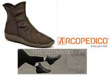 Arcopedico Shoes Portugal L19 comfort ankle boots Black snake Lytech
