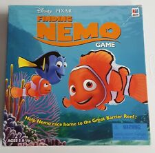 Disney~Pixar Finding Nemo Board Game Milton Bradley 2003 Complete