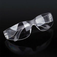 Clear Eye Protective Glasses Medical Use Lab Safety Goggles Windproof Safety