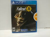 Fallout 76 Standard Edition PlayStation 4