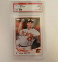 2013 Topps Dylan Bundy #78 PSA 9 Rookie Card