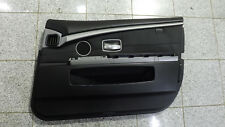 BMW E65 / E66 Türverkleidung Leder schwarz vorne rechts Original
