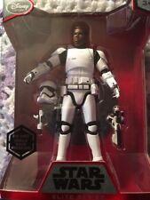 FINN FN-2187 Star Wars Elite Series die cast action figure Disney Exclusive New