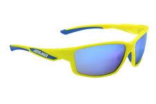 Occhiali SALICE Mod.014RW Giallo Lens Rainbow Blu/GLASSES SALICE 014RW YELLOW BL