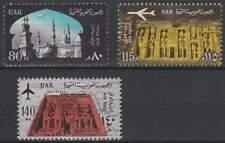 Egypte postfris 1963 MNH 180-182 - Air Mail (P356)