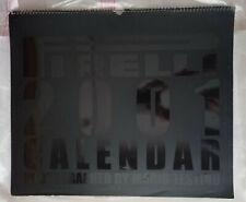 Calendrier / Calendar PIRELLI 2001