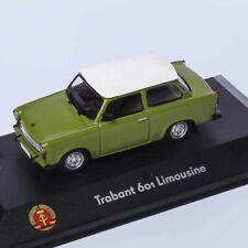 Trabant 601 Limousine DDR-AUTO Car Collection 1:43 Atlas DIECAST CAR Model
