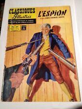 L'espion # 27  Classic Illustrated