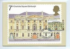 wbc. - GB - PHQ CARDS - 1975 - ARCHITECTURE - FRONT - FDI/SHS - COMPLETE SET