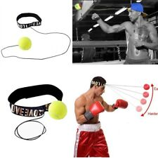Fighting Ball Boxing Equipment Head Band for Reflex Speed