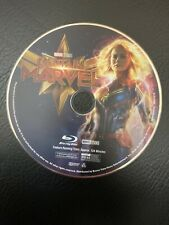 CAPTAIN MARVEL BLU-RAY DISC ONLY