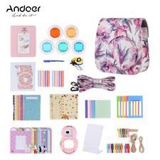 Andoer 14in1 Camera Accessories Bundle for Fujifilm Instax Mini 8/8+/8s/9 w Case