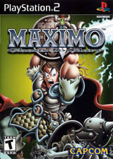 Maximo Ghosts To Glory PS2 Playstation 2 Complete Game