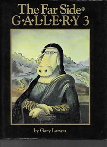 Far Side Galley 3 by Gary Larson 1988 HC 1st Edition