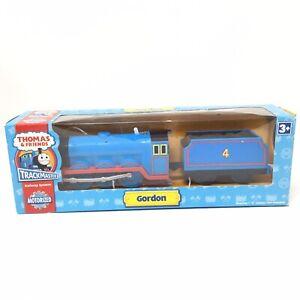 "TOMY Trackmaster Thomas & Friends ""GORDON"" Motorized Train Rare Railway Car #4"
