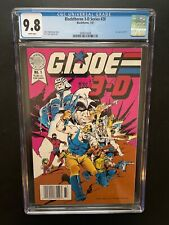 G.I. Joe in 3-D #1 1987 CGC 9.8 Blackthorne 3-D Series #20 Comic Book GR1-23