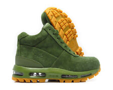 599474300 NIKE AIR MAX GOADOME 2013 ARMY OLIVE MEN BOOTS SIZE 9