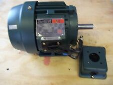 NEW RELIANCE ELECTRIC AC MOTOR P14G7403  1HP / 1800 RPM / FRAME 143T / 3 PHASE